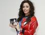 Raffaella Fico ha presentato a Milano il suo primo album 'Rush'