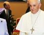 La Regina Elisabetta con Papa Francesco al Vaticano