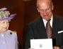 Lo scambio dei doni tra la Regina Elisabetta, il Principe Filippo Duca di Edimburgo e Papa Francesco
