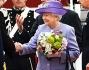 Ogni rappresentanza ad accogliere la Regina Elisabetta II ed il Principe Filippo Duca di Edimburgo