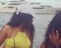Divertimento e relax sono le parole d'ordine di Rihanna in vacanza