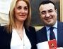 L'avvocato Cataldo Calabretta e la Dottoressa Cristina Lenci