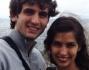 Ariadna Romero e Lorenzo Gergari volano nella Capitale francese per il loro anniversario