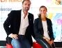 Tania Cagnotto e Massimiliano Rosolino in prima fila per una buona causa ideato da Arena & Fin