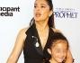 Salma Hayek con la figlia Valentina Paloma sul red carpet