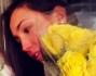 Guido Maria Brera sceglie il giallo gelosia per Caterina Balivo