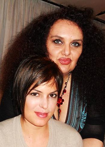 A cena con gabriella sassone sara tommasi foto e gossip for Gabriella sassone