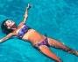 Melissa Satta si gode le acque cristalline della sua isola