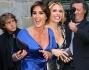 Silvia Toffanin ed Ilary Blasi arrivano al matrimonio dell'amica Michelle