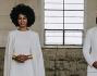 Gli sposi: Solange Knowles e Alan Ferguson