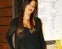 Guendalina Tavassi all'inaugurazione del ristorante 'Anema e Cor' a Roma nella zona centralissima di Campo de' Fiori