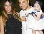 Guendalina Tavassi e Umberto D'Aponte mondani al V Lounge Beach con la figlia Chloe