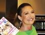 Tessa Gelisio presenta il libro di ricette dei fan di \'Cotto e Mangiato\'