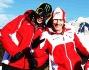 Valentino Rossi e Nicky Hayden