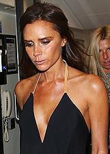 Vic Beckham manager di successo, ma sempre pi� magra: le foto