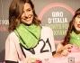 Cristina Chiabotto, Chiara Francini e Nadia Toffa alla presentazione della nuova Maglia Rosa by Oxfam