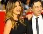 Virginia Raffaele ed Ubaldo Pantani sul red carpet del Festival Internazionale del Film di Roma