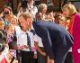 Il principe William senza la sua Kate in dolce attesa rimasta a casa per tutelare la sua gravidanza