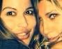 Raffaella Zardo augura la buona notte ai suoi amici followers insieme alla modella Anita Covic