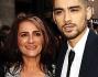 Zayn Malik con la mamma Trisha