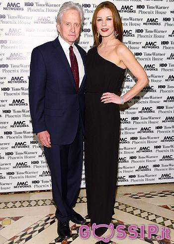 Catherine Zeta Jones E Michael Douglas Ancora Insieme Sul