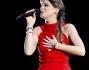 LE FOTO DI ALESSANDRA AMOROSO IN RED