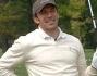 alex del piero gioca a golf