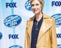 Jane Lynch sul red carpet della finalissima di American Idol