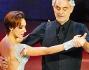 Andrea Bocelli e Nancy Berti si sono cimentati in una bellissima Rumba