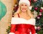Antonella Clerici 'Babba Natale' a La Prova del Cuoco: le foto