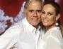 Teo Teocoli e Natalia Titova per la decima edizione di Ballando con le Stelle