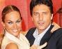 Lorenzo Flaherty e Natalia Titova al photocall di Ballando con le Stelle