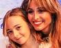 Benedetta Parodi e la figlia Eleonora Caressa