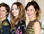 Le donne della fiction Rai Braccialetti Rossi: Michela Cescon, Laura Chiatti, Carlotta Natoli e Simonetta Solder