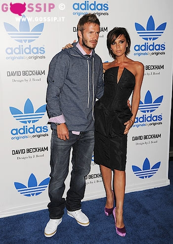 David E Victoria Beckham Per Adidas Foto E Gossip