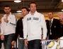 Alex Del Piero festeggiato per il gol numero 300