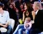 Barbara D'Urso ospita l'intera famiglia di Riccardo Fogli con la compagna Karin, la piccola 'fagiola' ed Alessandro
