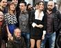 Elisabetta Gregoraci una bellezza 'Made in sud' a Milano: le foto