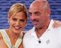 Simona Ventura e Paolo Brosio