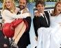 I protagonisti della pellicola 'Fratelli Unici' hanno posato per il photocall romano