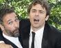 Luca Argentero e Raoul Bova sono 'Fratelli Unici' sul set