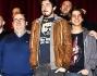Paolo Ruffini e Sergio Muniz con Gianni Fantoni,Jacopo Sarno,Paolo Calabresi e Pietro Sermonti