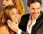 Giorgia Palmas felicissima con il marito Davide Bombardini