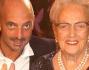 Paolo Brosio con la mamma Anna Brosio