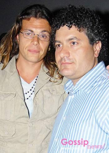 Gianluca grignani al loft foto e gossip - Gianluca grignani uguali e diversi ...