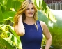 Vanessa Incontrada ha posato per il photocall del film tv 'Un'altra vita' di Cinzia Th Torrini