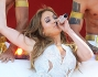 LE FOTO DI JENNIFER LOPEZ SUL PALCO DI GOOD MORNING AMERICA A NY
