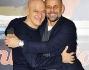 Claudio Bisio e Riccardo Milani