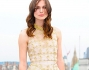 Keira Knightley promuove il film 'Begin Again' a Londra: foto