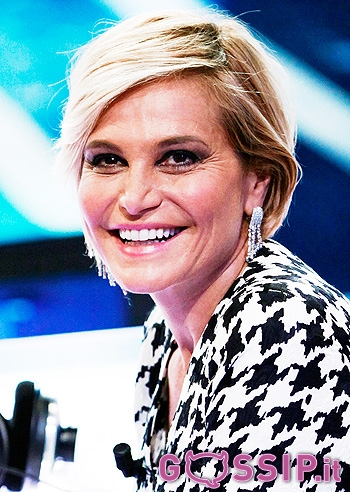 Simona Ventura giudice di X Factor 5